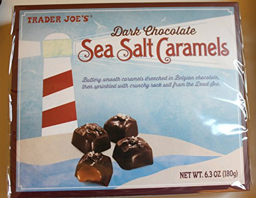 Trader Joes Dark Chocolate Caramels
