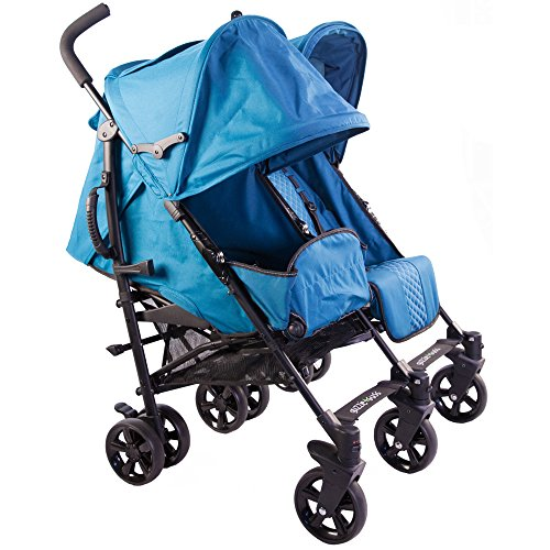 Compact Double Stroller Review