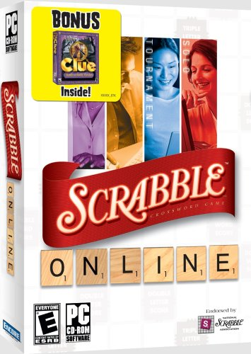 Scrabble With Bonus Clue - PC