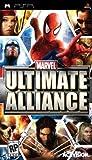 Marvel Ultimate Alliance (輸入版) - PSP