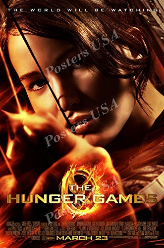 Posters USA - The Hunger Games Movie Poster GLOSSY FINISH -