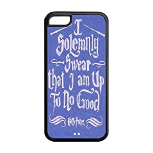 diy zhengHarry Potter Solid Rubber Customized Cover Case for Ipod Touch 5 5th 5c-linda600