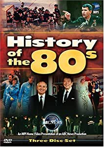 History of the 80's