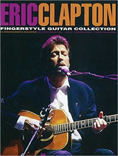 Livres audio téléchargeables gratuitement pour iphone Eric Clapton Finger Style (French Edition) PDF DJVU