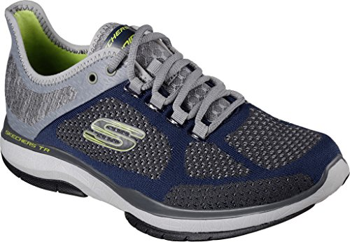 Skechers 52609 Sport shoes Man Navy/Gray