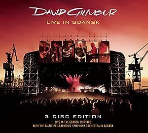 Live in Gdansk (2CD + DVD)