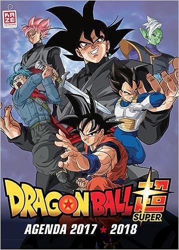 Agenda 2017/2018 dragon ball super (KAZ.COLLECTION): Amazon ...