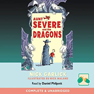 Aunt Severe and the Dragons Audiobook