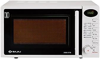 Bajaj 20 L Grill Microwave Oven