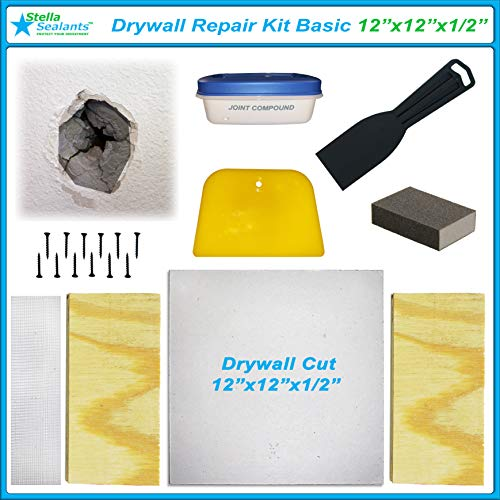 - Stella Drywall Repair Kit Basic (12