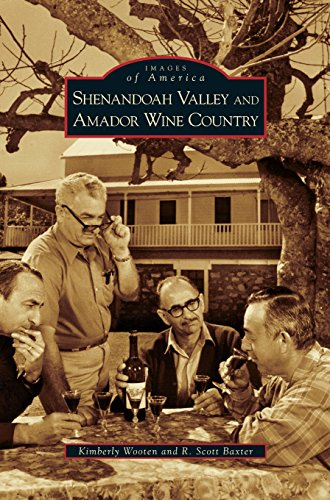 Nv Vineyard Wines - Shenandoah Valley and Amador Wine Country