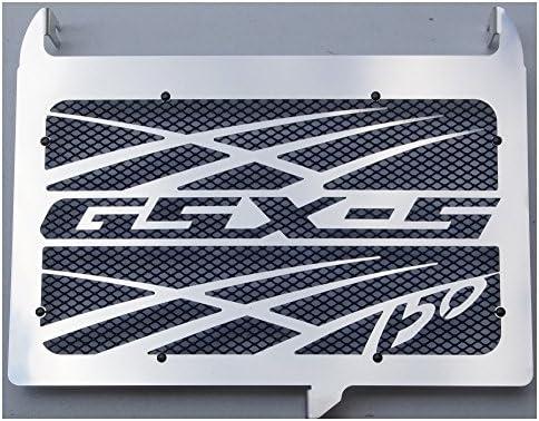 grata anti ghiaietto nera Protezione radiatore copri radiatore 750 GSR 20112016 nero opaco design /«Tsunami/»