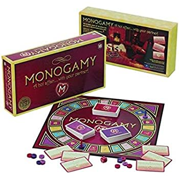 Monogamy Adult Couples Board Game