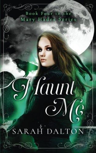 book cover of Haunt Me