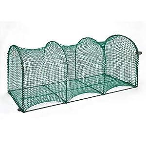 Kittywalk Outdoor Net Cat Enclosure for Decks, Patios, Balconies 11