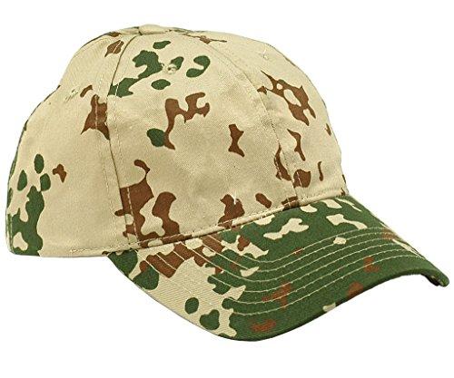 tropicale Camouflage baseball bambini Us diversi per colori in Army A Outdoor Berretto da Blöchel 6AZwqZ