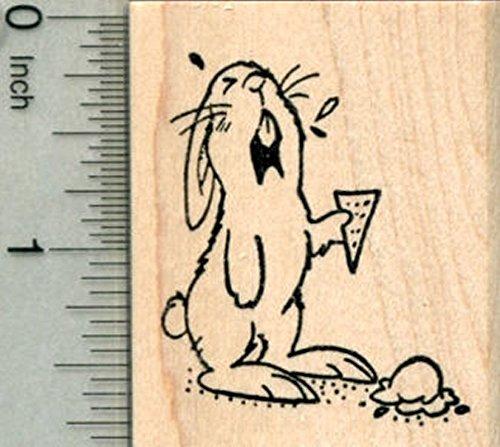 ice cream rubber stamp - 9