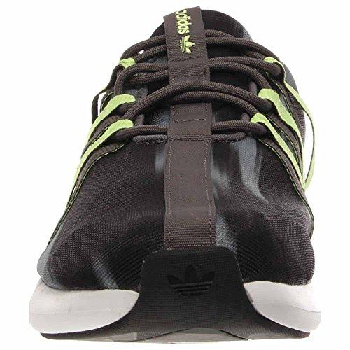 Adidas Sl Lus Racer Toevallige Heren Schoenen Maat Zwart / Ltflye / Graniet