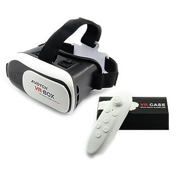 58d3ede4bb63e Óculos VR Box 2.0 3d Para Disposivos Android e IOS  Amazon.com.br ...