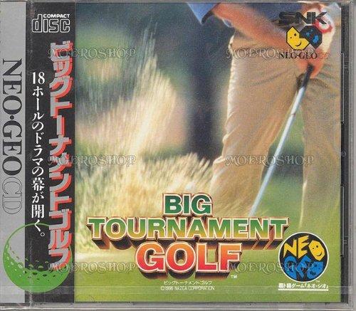 ビッグトーナメントゴルフ NCD 【NEOGEO】