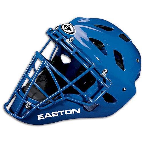 Easton Natural Catchers Helmet, Royal, Small