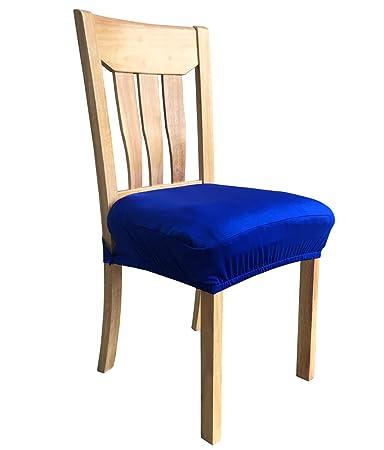 Amazon.com: MOCAA Fundas de asiento para silla (2 unidades ...
