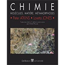 Chimie (atkins)  molecule matière...