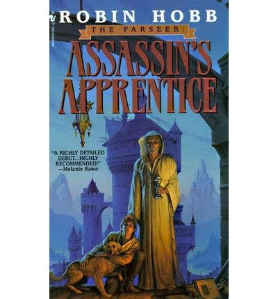 (Assassin's Apprentice) By Robin Hobb (Author) Paperback on (Mar , 1996)