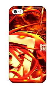 Iphone 5/5s Case Slim Ultra Fit Shakugan No Shana Protective Case Cover