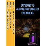 Steve's Adventures Series: Amazing 3 Books Bundle
