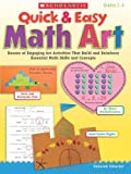 Quick and Easy Math Art, Deborah Schecter, 0439199425