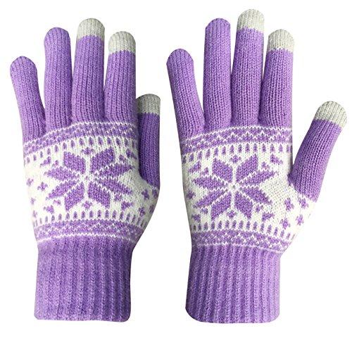 Womens Winter Screen Gloves Chalier