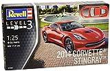 Revell - 07060 - Corvette C7 Stingray 2014 - 50 Pièces - Échelle 1/25