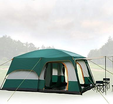 geling Tiendas iglú,Carpa,Tienda iglú,Doble Capa,al Aire,Aire Libre,Tienda campaña,Camping Tienda,campaña Familiar,Cloud up,campaña Impermeable,campaña para: Amazon.es: Deportes y aire libre