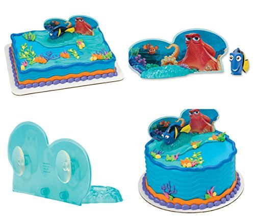 Finding Dory Bath Squirter Cake Topper Decoration Birthday Party