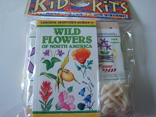 Spotter's Guide to Wild Flowers of North America (Kid Kits)