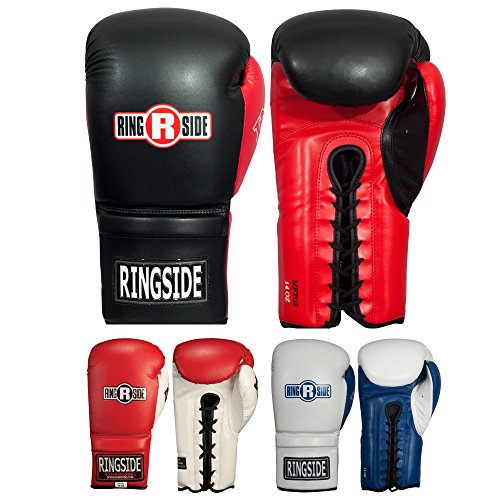 Ringside Lace IMF Tech Sparring Boxing Gloves