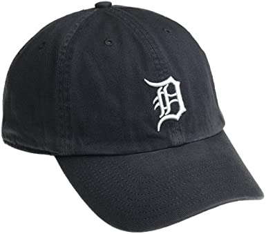 MLB Detroit Tigers navy 47 Brand Relaxed Fit Cap