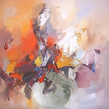 Hanhaibo Pintura Al óleo Lienzo Original Arte De Pared Pintado A