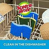 Scotch-Brite Non-Scratch Scrub Sponges, 6 Scrub