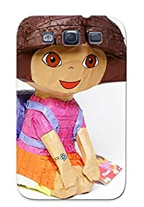 Ideal Bloomeraw Case Cover For Galaxy S3(dora The Explorer Pull Tring Pinata From 9 81 Party Upplie ), Protective Stylish Case