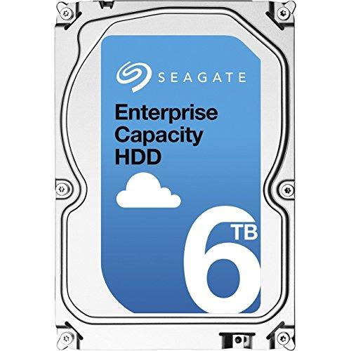 Seagate HDD ST6000NM0175 6TB SATA 6Gb/s Enterprise 7200RPM 256MB 3.5 inch 512e Bare by Seagate