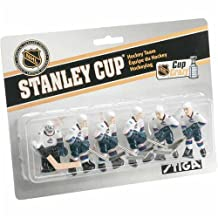 NHL Vancouver Canucks Table Top Hockey Game Players Team Pack