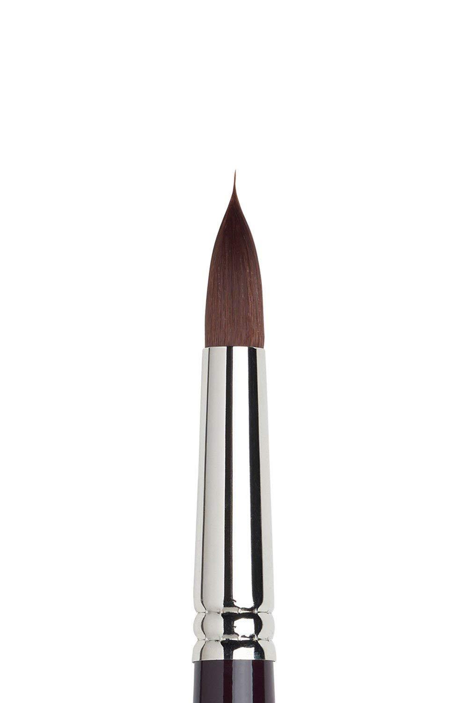 Manico Corto Tondo N 16 Winsor /& Newton Pennello Galeria per colori acrilici