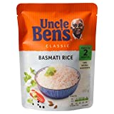 Uncle Ben's Classic Basmati Microwave Rice 250g - Pack of 6