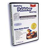 Mastering Publisher Made Easy Training Tutorial v. 2010 through 2000 – How to use Microsoft Publisher Video e Book Manual Guide Course