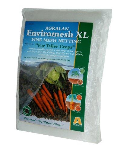 Extra Large Fine Mesh Netting For Vegetables Plants