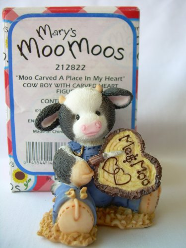Mary's Moo Moos 1996 Moo Carved A Place In My Heart 212822