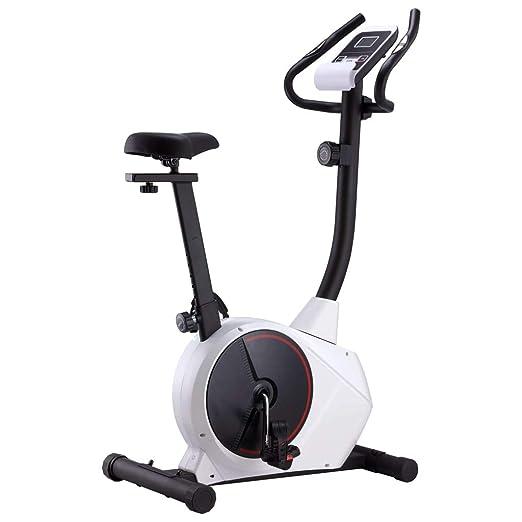 UnfadeMemory Bicicleta Elíptica Magnética con Pulsómetro,Volante ...