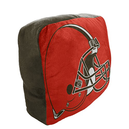 The Northwest Company Officially Licensed NFL Cleveland Browns Cloud Pillow, Brown